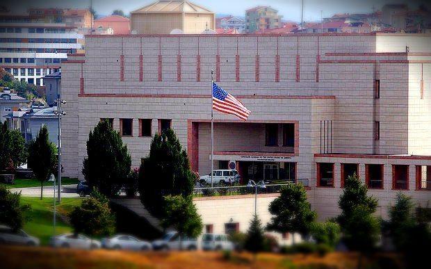 ABD'nin Ankara Büyükelçiliği, Türkiye'deki Amerikan vatandaşlarını uyarmak için acil koduyla yeni bir duyuru daha yayınladı...