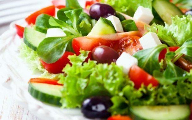 Akdeniz Diyeti 1 Haftalık Diyet Listesi diyet menüsü akdeniz salatası ege salatası