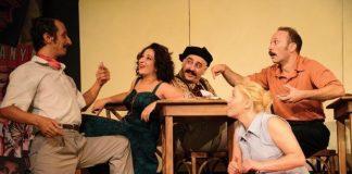 """Ankara Devlet Tiyatrolarında bir """"Yeşilçam"""" oyunu"""