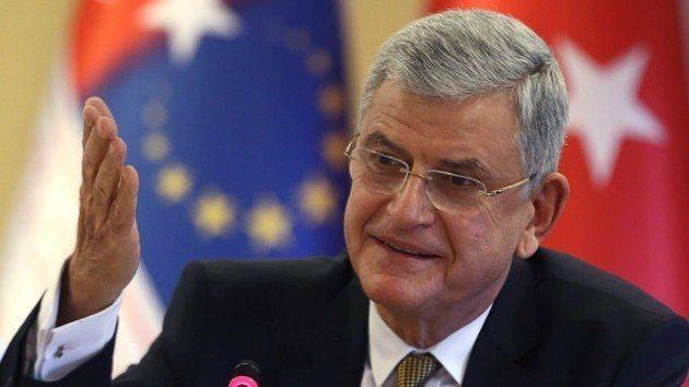 AB Bakanı Volkan Bozkır