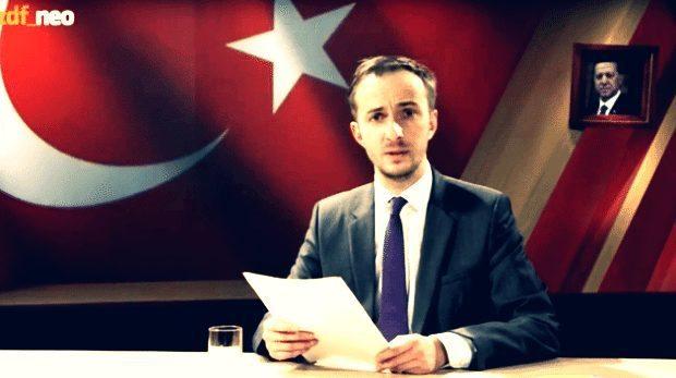Böhmermann'ın Almanya'da sebep olduğu Erdoğan krizi
