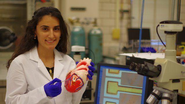 Canan Dağdeviren, MIT ve Forbes bilim insanı listelerinde yer aldı