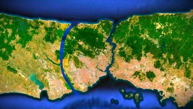 Erdoğan,''Kanal İstanbul'u kim ne derse desin yapacağız'' ifadesini kullandı.