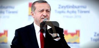 Erdoğan: Ana muhalefetin koltuğu bizim için artık boştur