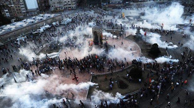 Gezi Direnişi'ni görmeyen medya Kanada'da tez konusu oldu