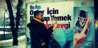 """Hayvan Hakları Federasyonu (HAYTAP) Başkanı Ahmet Kemal Şenpolat: """"Hayvanlara huzur vermeyen bir toplumun kendisi de huzur bulamaz!"""""""
