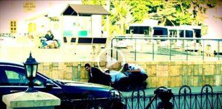ışid kilis'te tekke cami vurdu türkiye sınırı çok yaklaştı halktan tepki