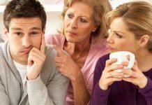 Kayınvalide ile aynı evde yaşamak boşanma sebebi!