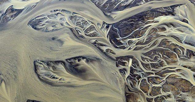 Kuş Bakışı İzlanda