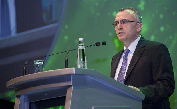 Maliye Bakanı Naci Ağbal vergi eşitsizliği vergi adaletsizliği