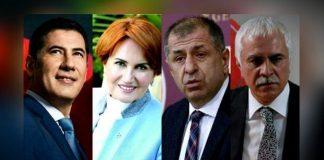 Devlet Bahçeli'ye karşı birlikte hareket eden MHP Genel Başkan Adayları Meral Akşener, Koray Aydın, Ümit Özdağ ve Sinan Oğan kimdir?