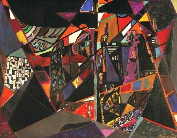 19 Nisan'da başlayacak Sanatçıların Dünyasını Anlamak seminerlerinin ilki Türkiye'de Art Deco'nun ilk temsilcisi Hale Asaf'ı konu alıyor nejat devrim bedri rahmi