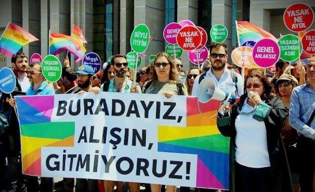 24. istanbul lgbti onur haftası onur yürüyüşü 2016