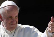Papa'dan eşcinsellere yönelik önemli açıklama!