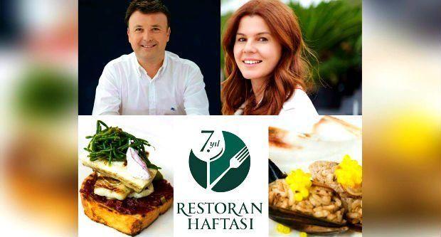 7. Restoran Haftası'nda Bahar Akıncı ve Saffet Emre Tonguç ile İstanbul'un eski sokaklarında tarih ve lezzet durakları keşfedilecek...