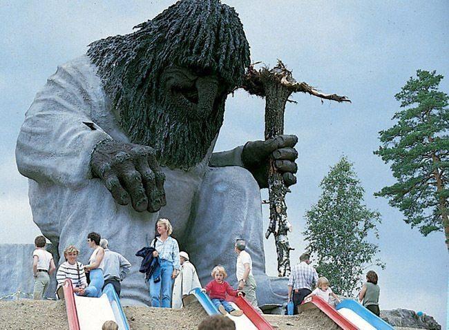 troll dili norveç