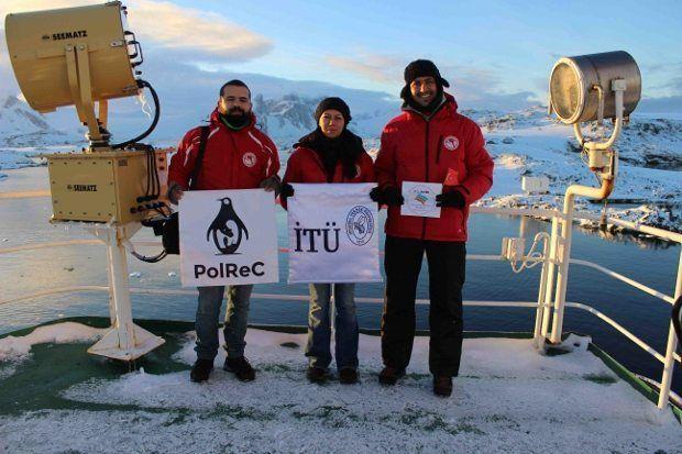 Türk üniversiteleri ilk kez Antartika'da