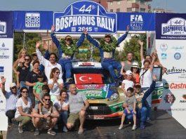 Uluslararası Motorsporları Rallisi Marmaris'te