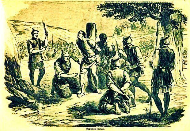 Unutulmaz idam edilen edebi kişiler (1)