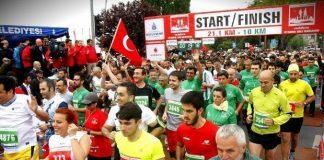 vodafone istanbul yarı maratonu spor aş ibb 23 nisan'da tarihi yarımada yenikapı balat