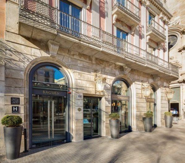 Hotel Bagues, Barselona