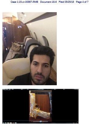 17 Aralık soruşturması detayları Reza Zarrab iddianamesinde denizaltı özel jet uçak rıza sarraf