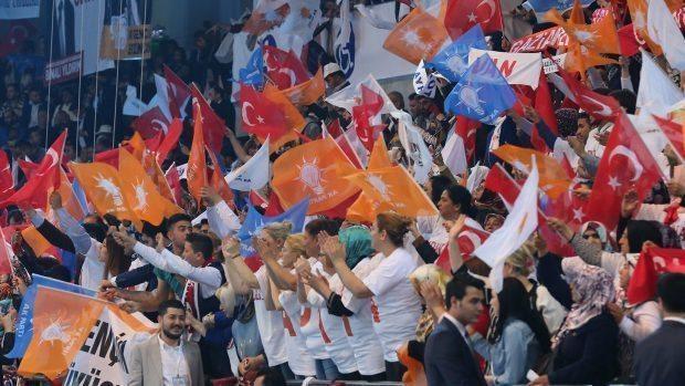 22 Mayıs Ak Parti Kongresi: Binali Yıldırım yeni Genel Başkan
