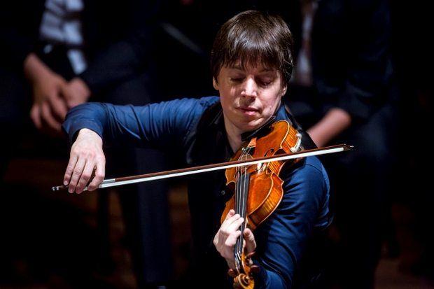 30. Uluslararası İzmir Festivali Joshua Bell ile başladı