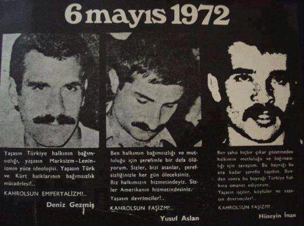 6 ve 7 Mayıs 1972 günü Türk basını ne yazdı?