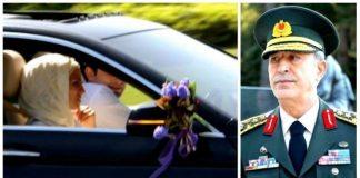 Genelkurmay Başkanı Hulusi Akar nikah şahidi oldu