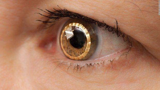 Google, Samsung ve Sony akıllı kontak lenslerle dikkat çekiyor