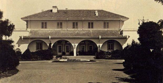 Atatürk, çiftliğini şartlı olarak halka emanet etmiş, bu sözleşmeyi de Marmara Köşkü'nde imzalamıştı.