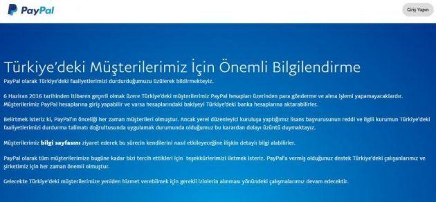 PayPal-turkiye-aciklama