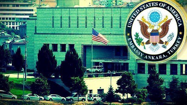 ABD Ankara Büyükelçiliği dokunulmazlık açıklaması