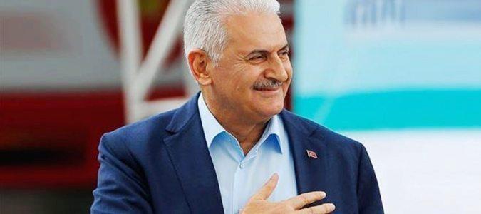 ak parti akp genel başkanı binali yıldırım'ın konuşması