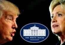 Amerika şokta: Donald Trump ilk kez Hillary Clinton'ın önünde!