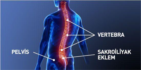 Bel ağrısı neden olur? Gece başlayan bel ağrılarına dikkat!