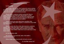 Atatürk Gençliğe Hitabe
