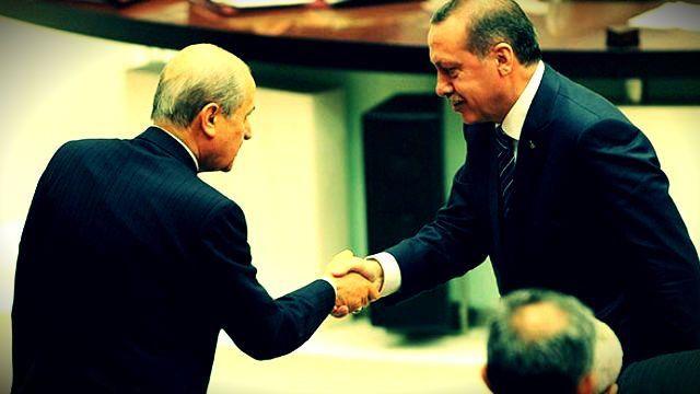 MHP Partili Cumhurbaşkanı formülüne destek mi verecek?