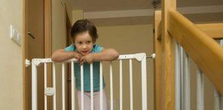 Balkon, merdiven ve pencereler çocuklar için nasıl güvenli olur?