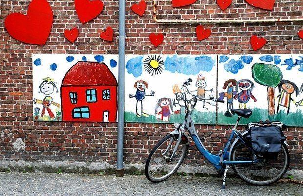 Belçika'da eğitim kreşle başlar