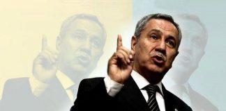 Bülent Arınç'tan hükümete: Bu yol baskı rejimlerinin yoludur