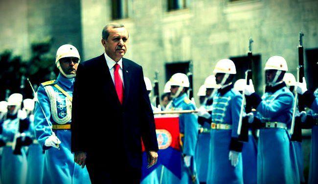 Cumhurbaşkanı Erdoğan: Partili cumhurbaşkanı sistemi de olabilir başkomutanım ama