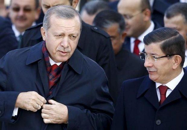 davutoğlu erdoğan başkanlık sistemi görüş ayrılığı
