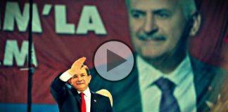 Davutoğlu: Kongre benim arzum değildi