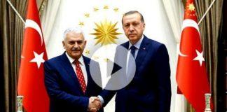 Erdoğan, Binali Yıldırım'a hükümeti kurma görevi verdi