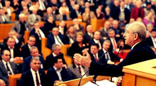 Cumhurbaşkanı Erdoğan, CHP'nin dünkü Meclis Grup Toplantısı'nda, kendisine hakaret ettikleri gerekçesiyle bir grup CHP'li hakkında suç duyurusunda bulu