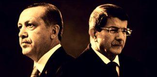 cumhurbaşkanı erdoğan ile başbakan davutoğlu arasında gerilim kırılma noktaları