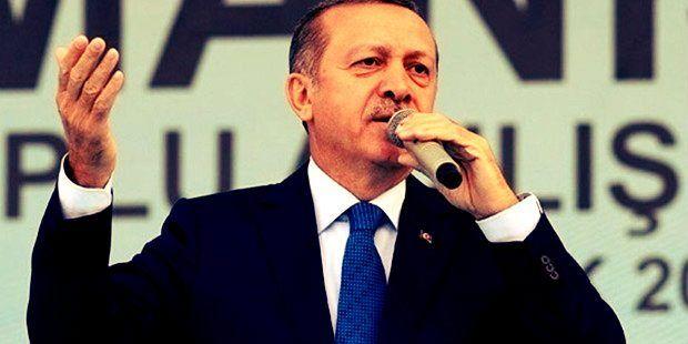 Erdoğan: Yahu şu 3 milyar Euro'yu verecekseniz verin artık