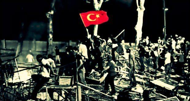 Gezi Olayları: Milli irade Halk'tır!